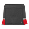 SOFIBELLA Women`s 12 Inch Tennis Skort Steel and Red