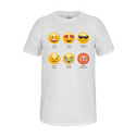 TENNIS EXPRESS Emoji Tennis Tee White