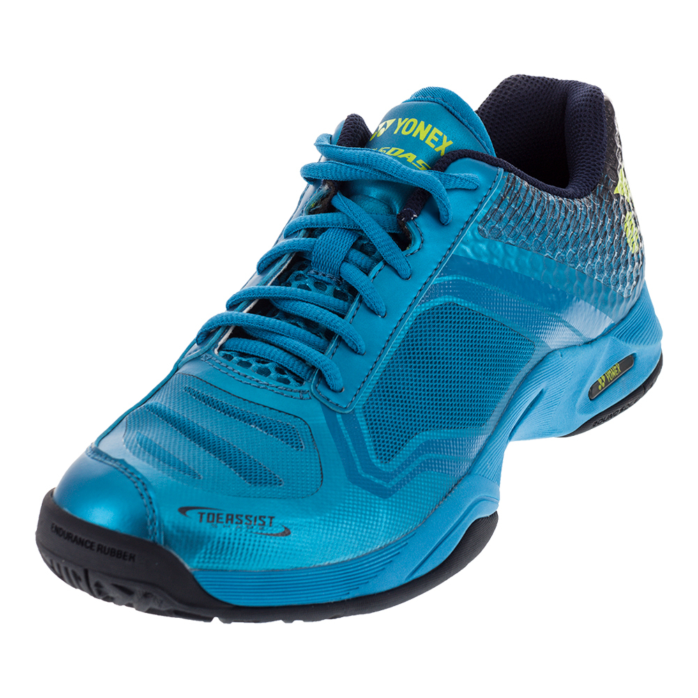 Men's Power Cushion Aerusdash Tennis Shoes Blue