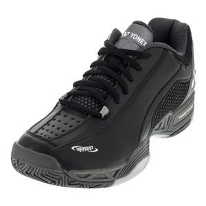 Men`s Power Cushion Durable 3 Tennis Shoes Black