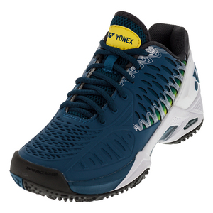 Men`s Power Cushion Eclipsion CL Tennis Shoe Dark Blue