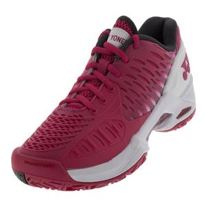 Women`s Power Cushion Eclipsion Tennis Shoes Dark Pink