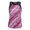 FILA Women`s Sleek Racerback Tennis Tank Multi Print
