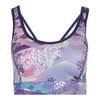 ELEVEN Women`s Power Play Tennis Bra Thika Print
