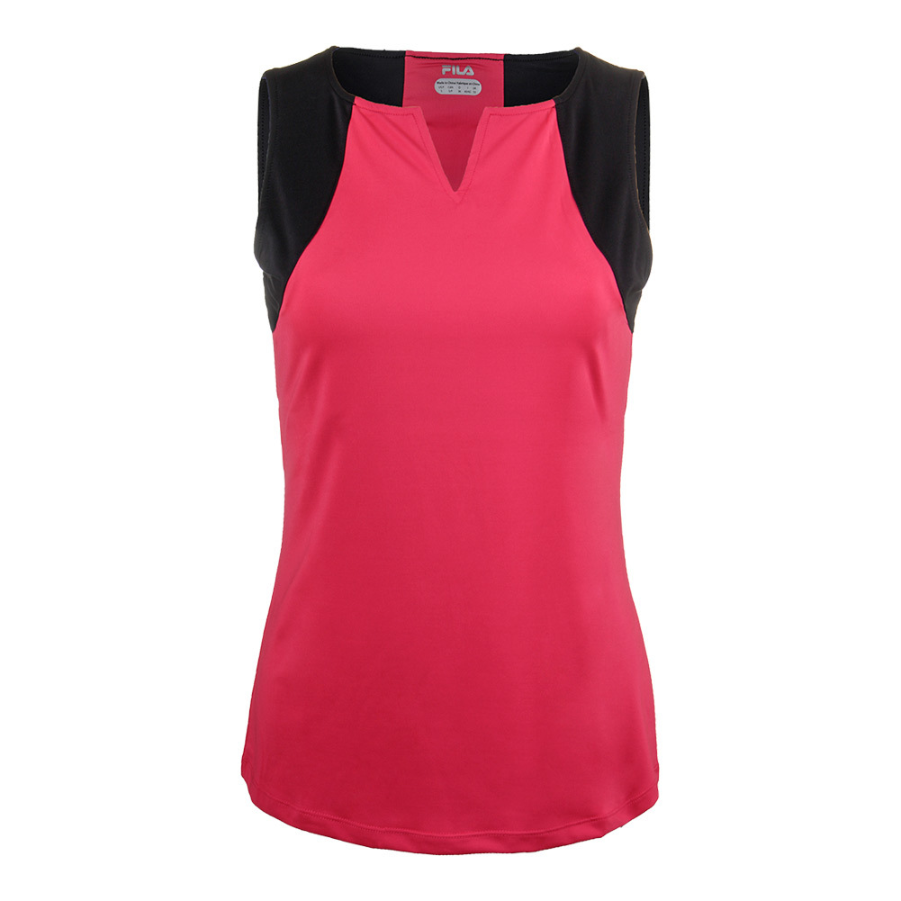 Women's Sleek Full Coverage Tennis Tank Ruby Rose