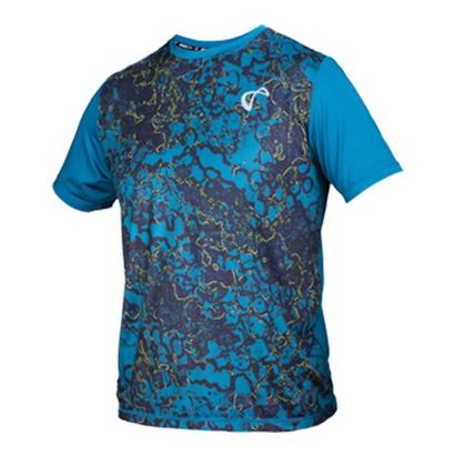 Men`s Short Sleeve Universe Tennis Crew Moroccan