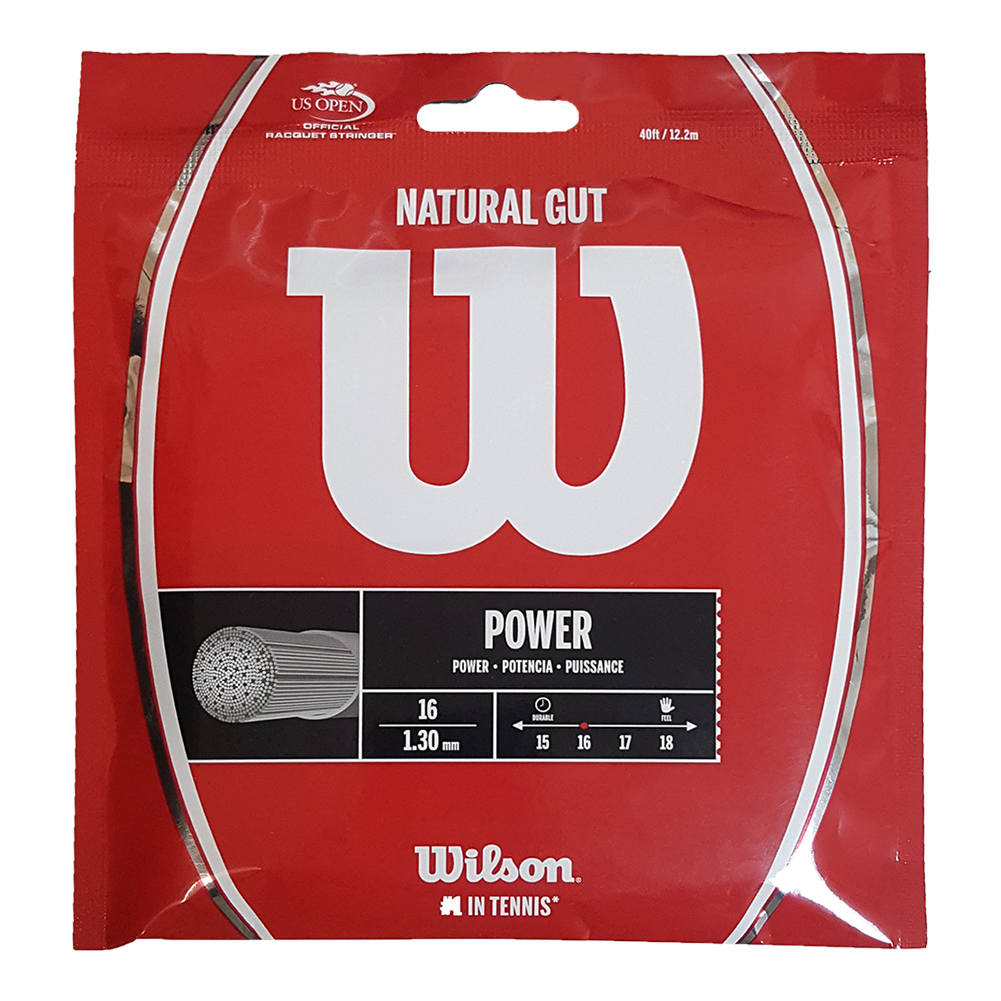 Natural Gut Tennis String