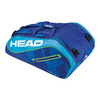 Tour Team 12R Monstercombi Tennis Bag BLUE