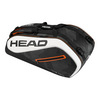 Tour Team 9R Supercombi Tennis Bag BLACK/WHITE