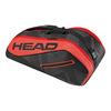 Tour Team 6R Combi Tennis Bag BLACK/RED