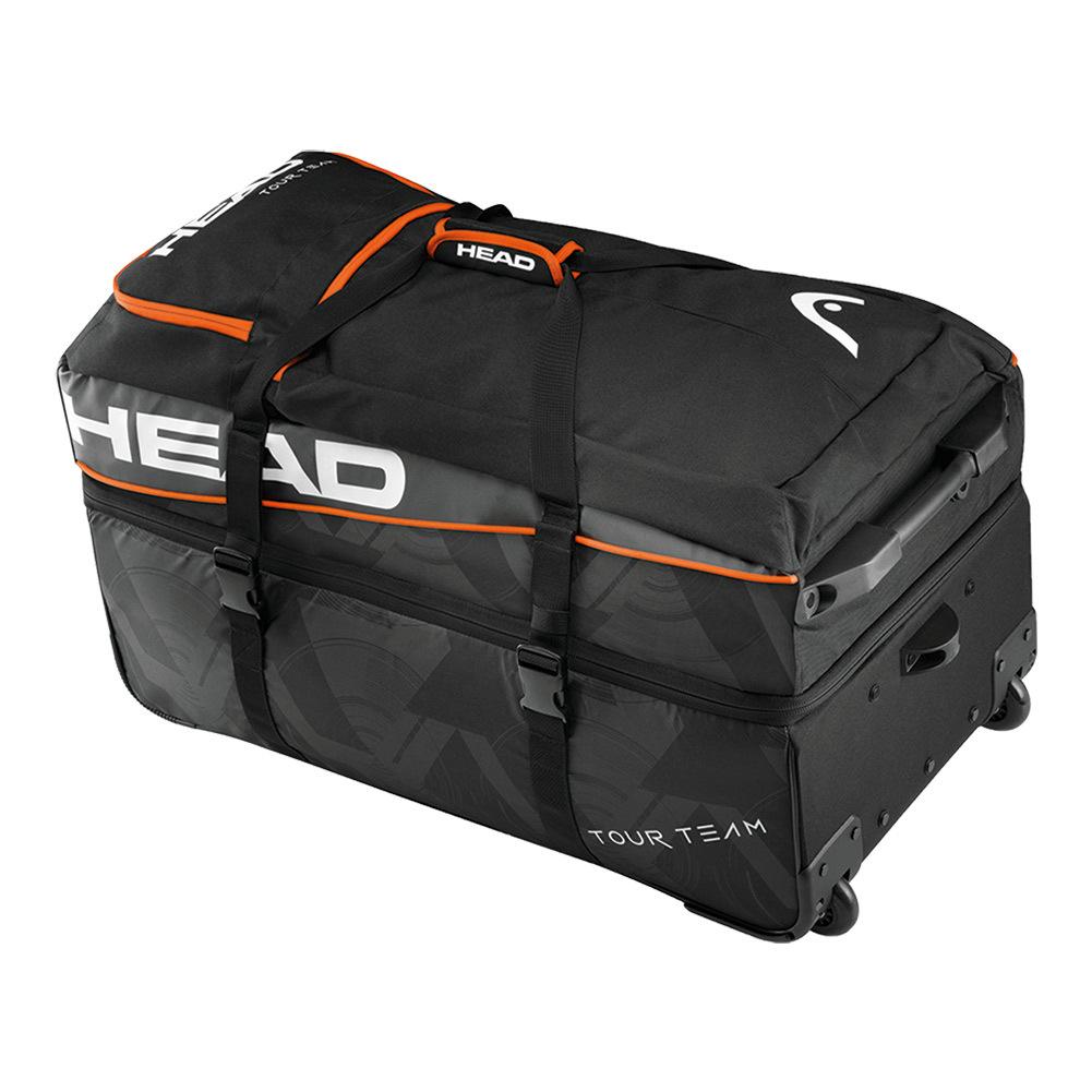 Tour Team Travel Tennis Bag Black