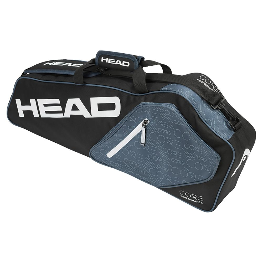Core 3r Pro Tennis Bag Black And Blue