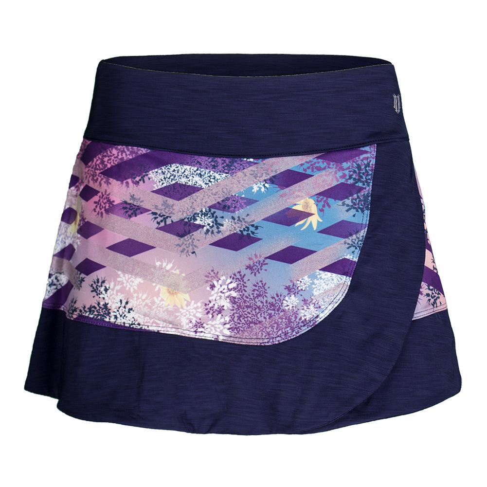 Women's Reflex Tennis Skirt Thika Print