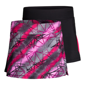 Women`s Sleek Slit Tennis Skort