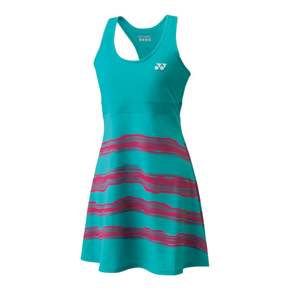 Women's Melbourne Tennis Dress Emerald Green