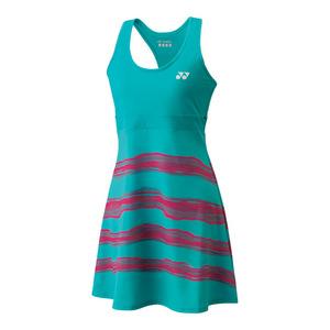 Women`s Melbourne Tennis Dress Emerald Green