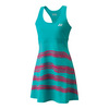 YONEX Women`s Melbourne Tennis Dress Emerald Green