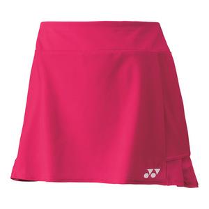 Women`s Melbourne Tennis Skort Dark Pink