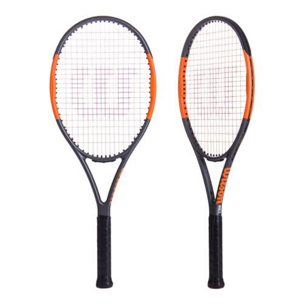 2017 Burn Team Demo Tennis Racquet 4_3/8