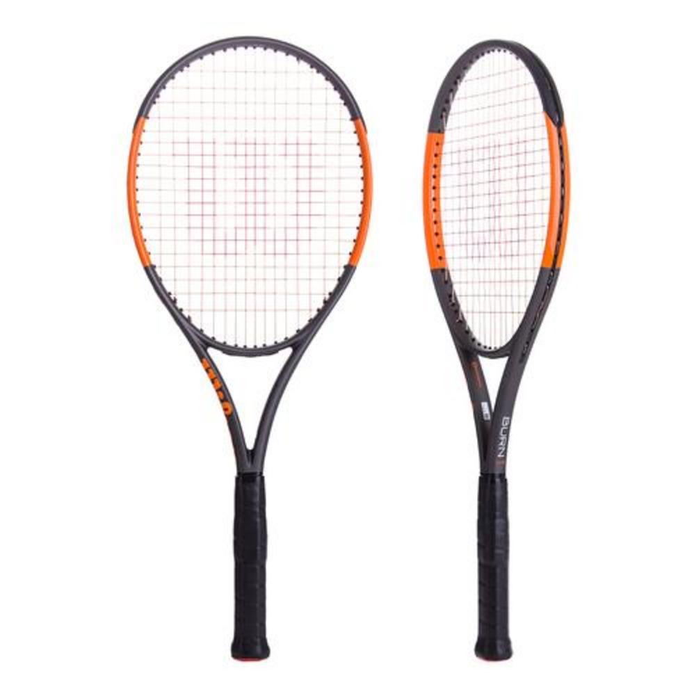 2017 Burn 100 Countervail Demo Tennis Racquet 4_3/8