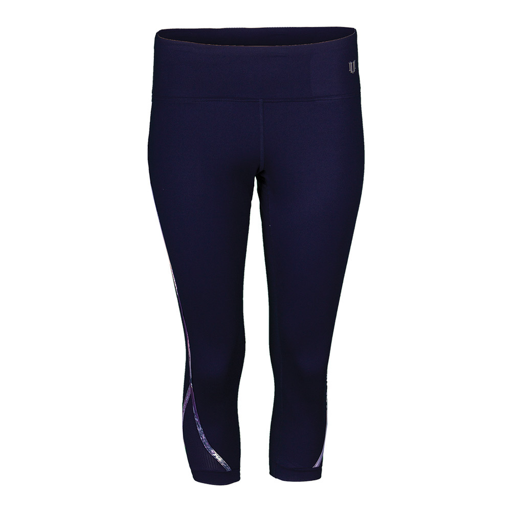 Women's Agility Tennis Capri Blue Nights