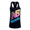 NEW BALANCE Women`s NB Tennis Tank Navy