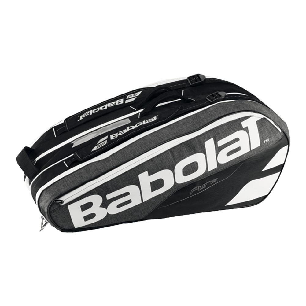 Babolat Pure 9 Pack Tennis Bag Gray