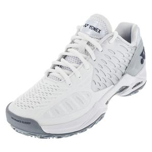 Women`s Power Cushion Eclipsion Tennis Shoes White and Gray
