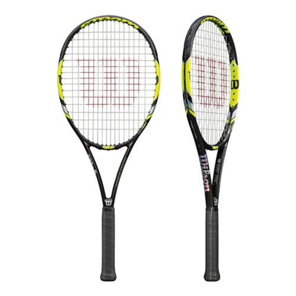 Steam 99s Yellow Demo Tennis Racquet