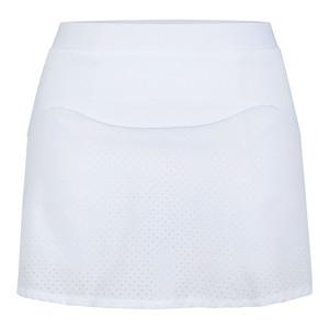 Women`s Bristol 14.5 Inch Tennis Skort White