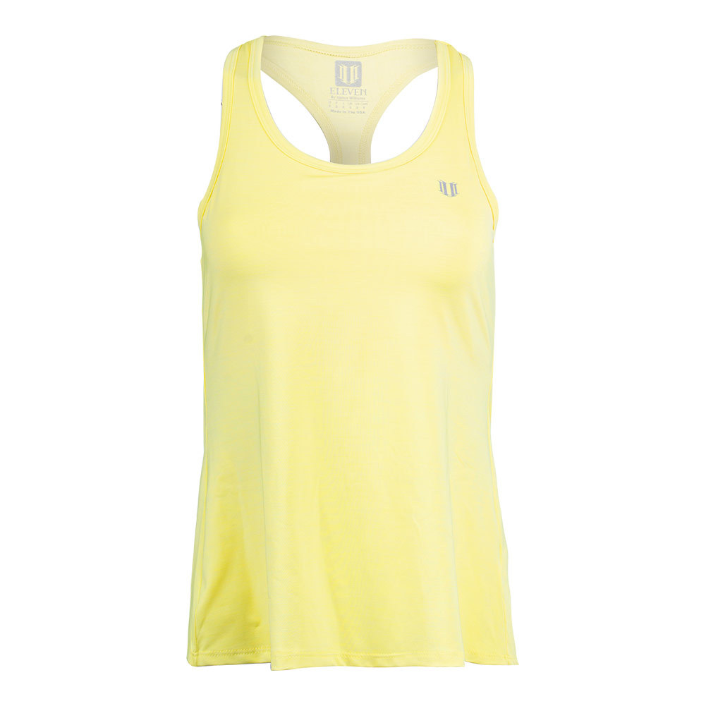 Women's Raceday Tennis Tank Limelight