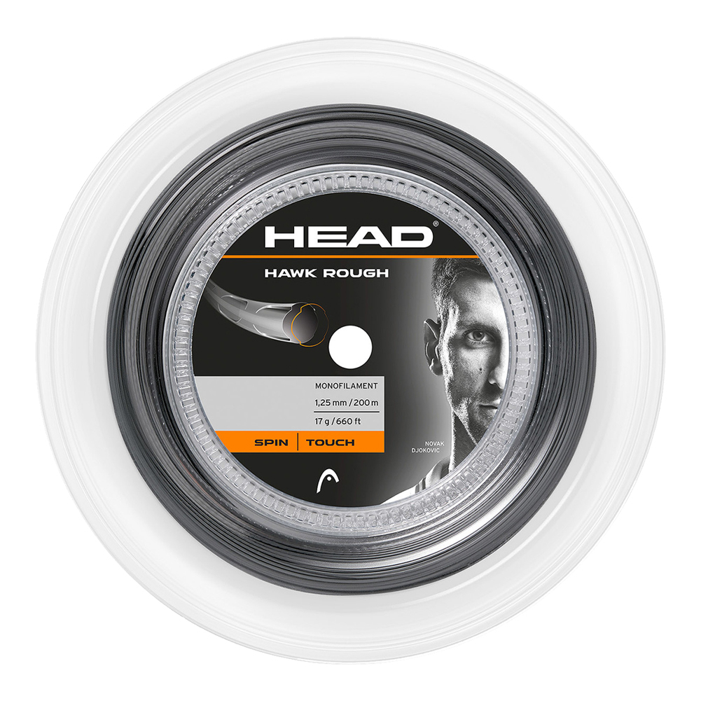 Hawk Rough 17g Tennis String Reel
