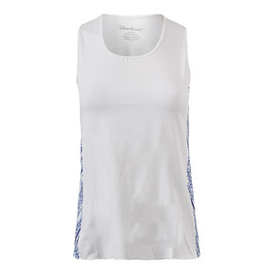Women`s Nordica Tennis Tank White