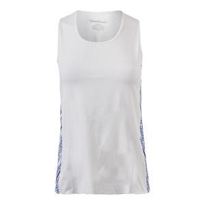 Women`s Nordica Tennis Tank White
