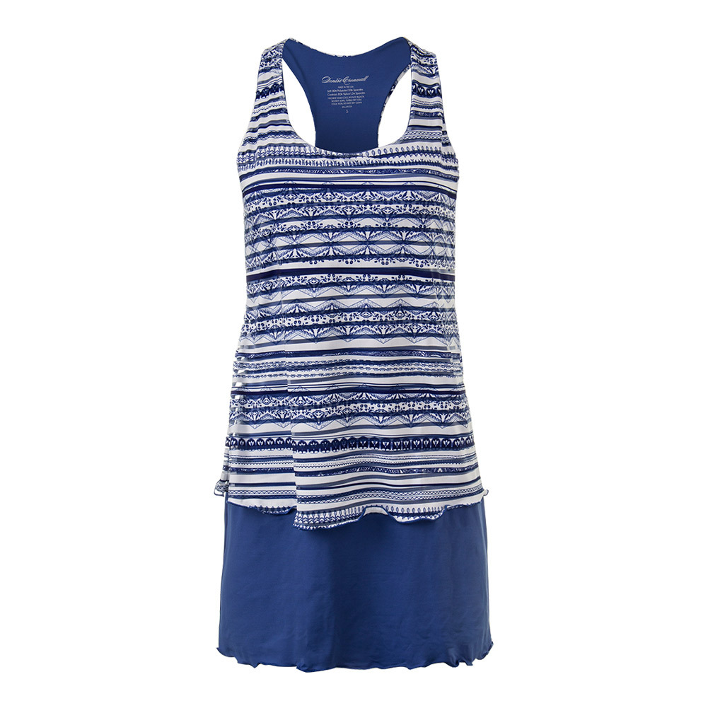 Women's Nordica Tennis Dress Blue