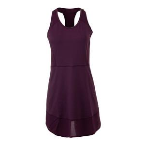 Women`s Centre Court Tennis Dress Mulberry