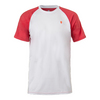 Men`s Backcourt Tennis Crew 171_WHITE/ROSE