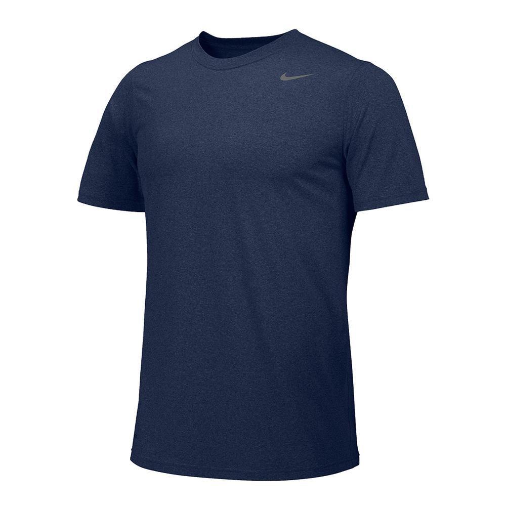 Men's Team Legend Short Sleeve Tennis Crew College Navy