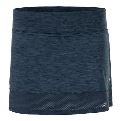 Women`s Borderline Tennis Skort Poseidon