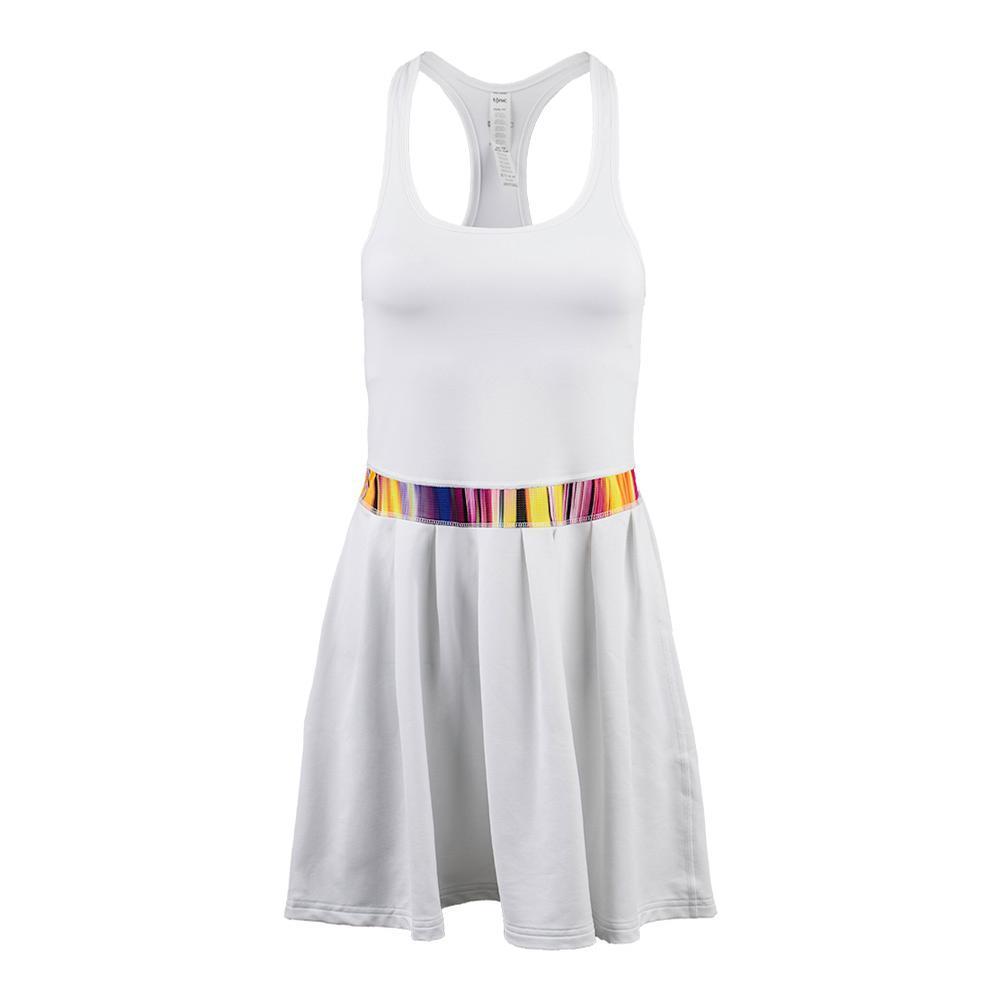 Women's Backhand Tennis Dress