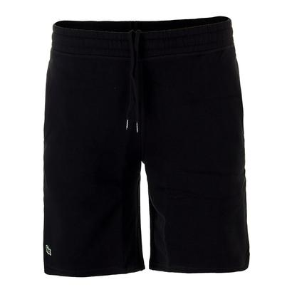 Men`s Lifestyle Fleece Tennis Short Black