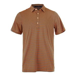 Men`s Feed Stripe Airflow Polo