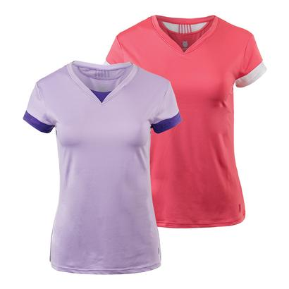 Women`s Pace Cap Sleeve Tennis Top
