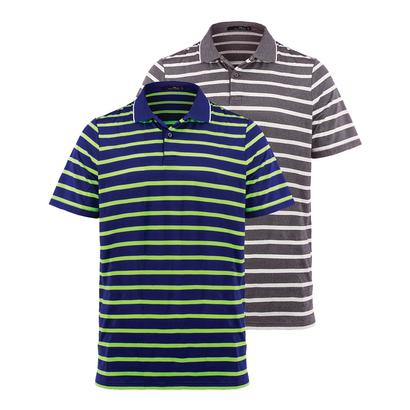 Men`s Striped Airflow Jersey Top