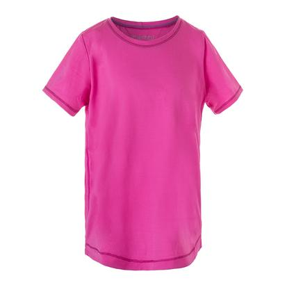 Girls Status Quo Tennis Crew Neck Pinkberry