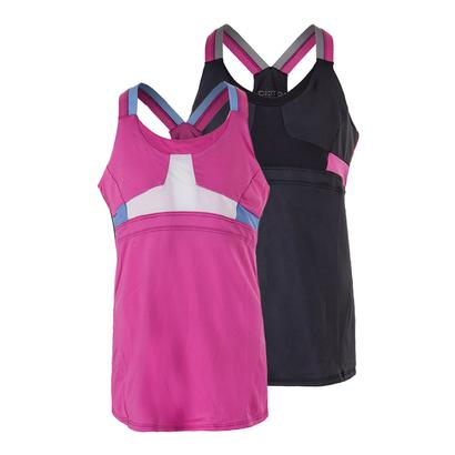 Girls` The Influencer Tennis Cami