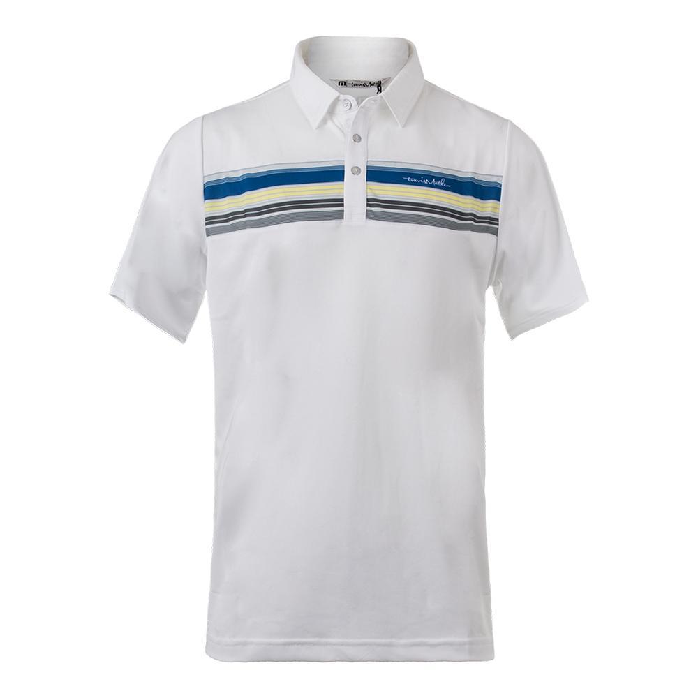 Men's Bayo Tennis Polo White