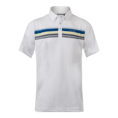Men`s Bayo Tennis Polo White