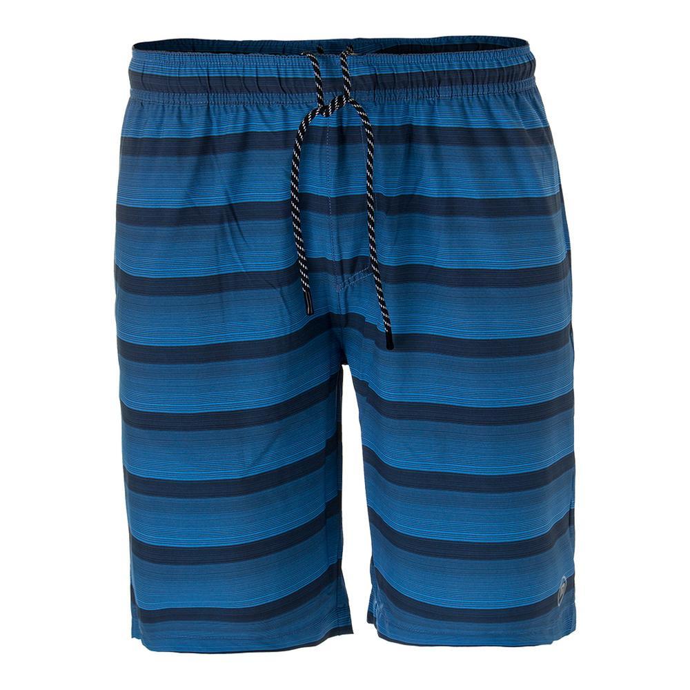 Men's Darby Tennis Short Cendre Blue