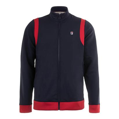 Men`s Heritage Tennis Jacket Navy